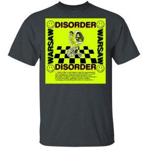 Warsaw Disorder Shirt, Hoodie, Tank Apparel