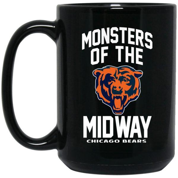 Monsters Of The Midway Chicago Bears Mug Coffee Mugs