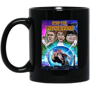 Donald Trump Stop The Witch-Hunt Mug Coffee Mugs