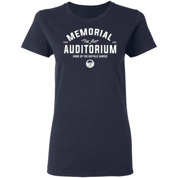 1940 1996 Memorial Auditorium Home Of The Buffalo Sabres Shirt, Hoodie, Tank Apparel