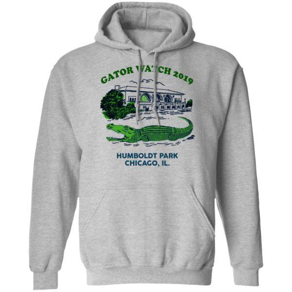Gator Watch 2019 Humboldt Park Chicago IL Shirt, Hoodie, Tank Apparel