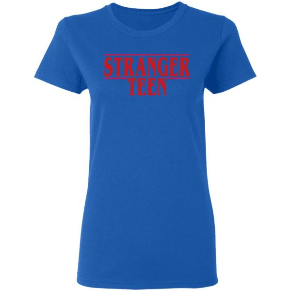 Stranger Teen Shirt, Hoodie, Tank Apparel 10