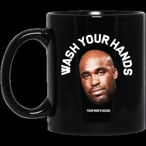Wash Your Hands Tom Segura Mug Coffee Mugs