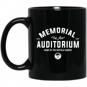 1940 1996 Memorial Auditorium Home Of The Buffalo Sabres Mug Coffee Mugs