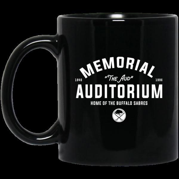 1940 1996 Memorial Auditorium Home Of The Buffalo Sabres Mug Coffee Mugs 3