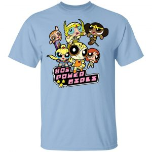 80's Power Girls Shirt, Hoodie, Tank Apparel