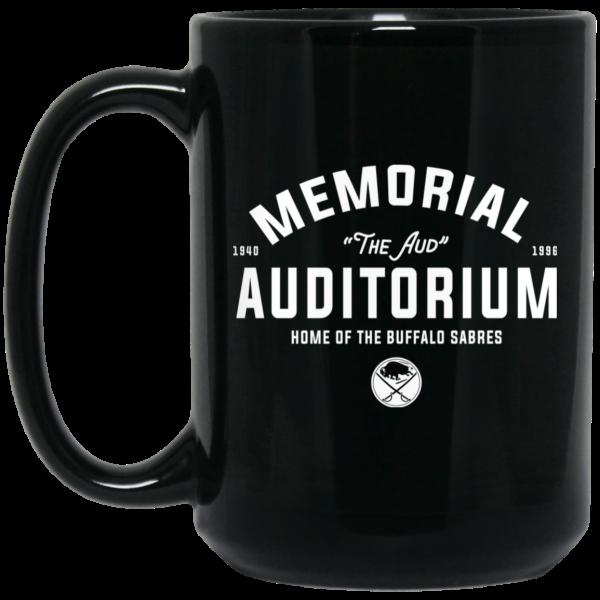 1940 1996 Memorial Auditorium Home Of The Buffalo Sabres Mug Coffee Mugs 4