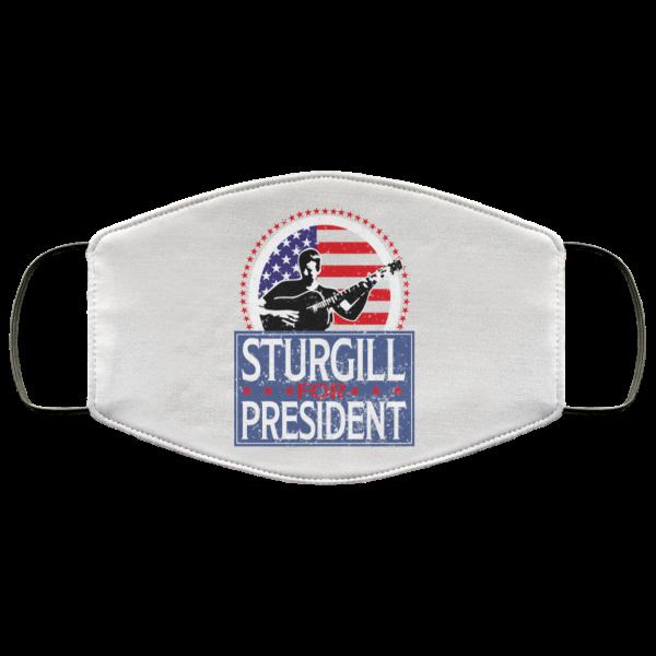 Sturgill For President 2020 Face Mask Face Mask 3