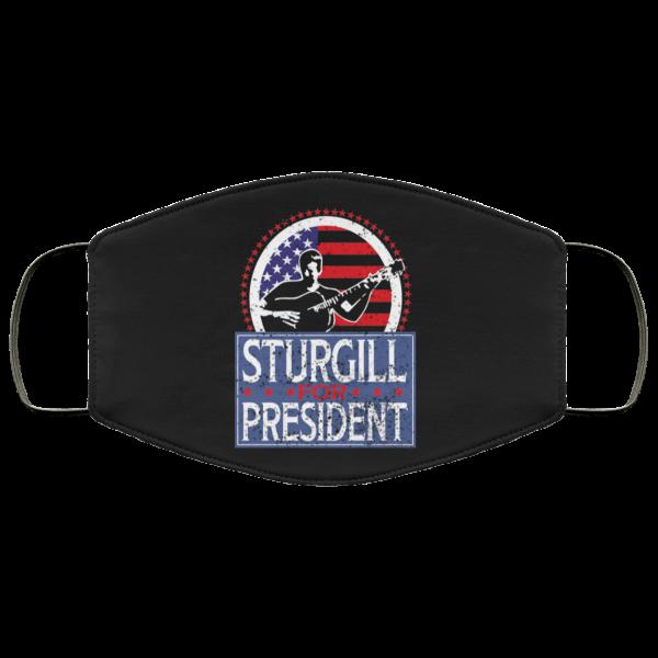 Sturgill For President 2020 Face Mask Face Mask 5