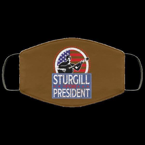 Sturgill For President 2020 Face Mask Face Mask 6