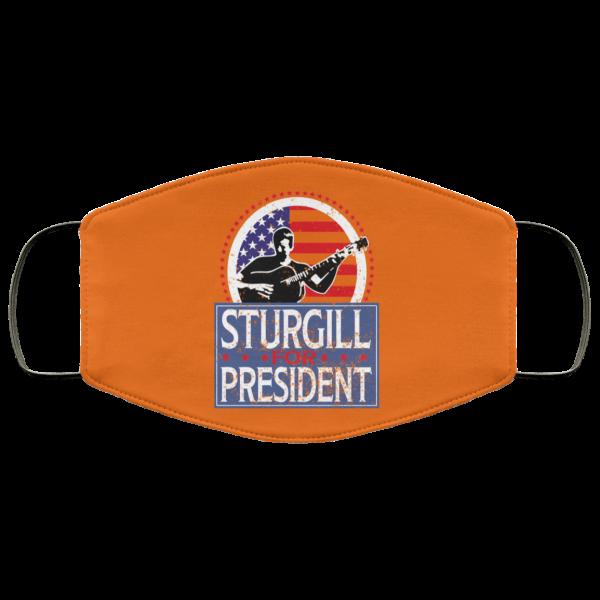 Sturgill For President 2020 Face Mask Face Mask 8