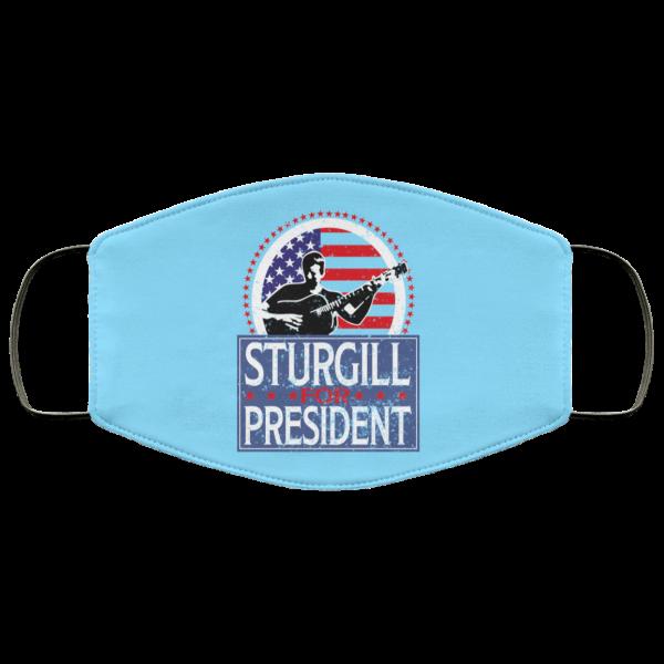Sturgill For President 2020 Face Mask Face Mask 9