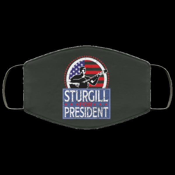 Sturgill For President 2020 Face Mask Face Mask 10