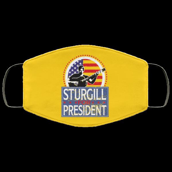 Sturgill For President 2020 Face Mask Face Mask 11
