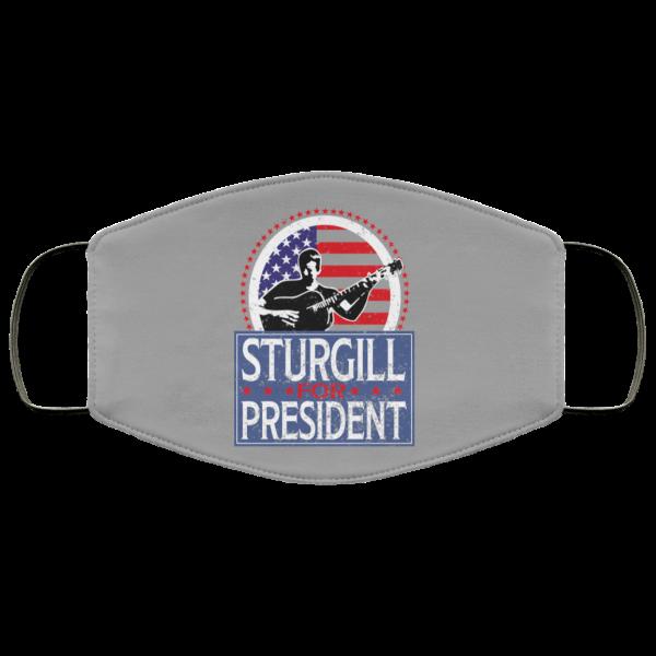 Sturgill For President 2020 Face Mask Face Mask 12