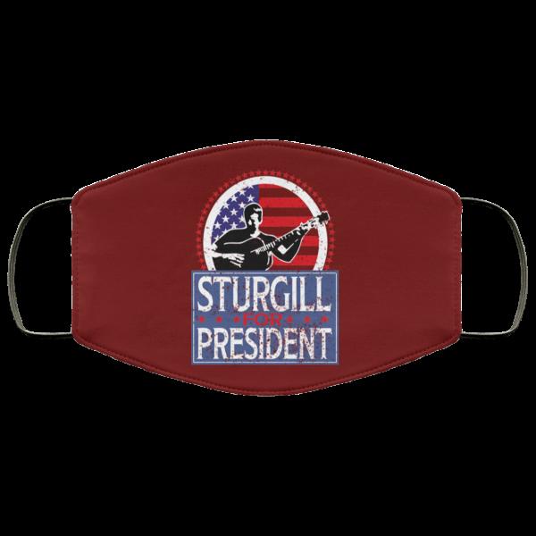 Sturgill For President 2020 Face Mask Face Mask 14