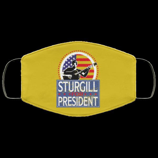 Sturgill For President 2020 Face Mask Face Mask 16