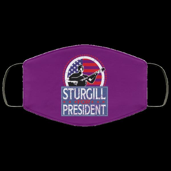 Sturgill For President 2020 Face Mask Face Mask 19