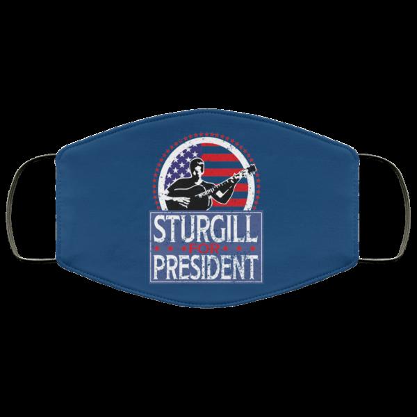 Sturgill For President 2020 Face Mask Face Mask 21