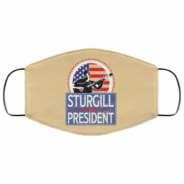 Sturgill For President 2020 Face Mask Face Mask 23