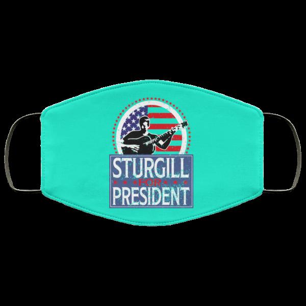 Sturgill For President 2020 Face Mask Face Mask 24
