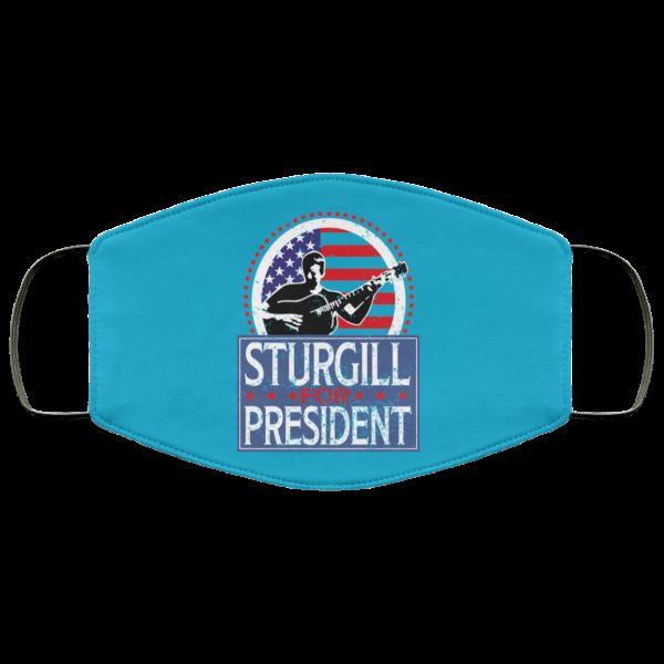 Sturgill For President 2020 Face Mask Face Mask 25