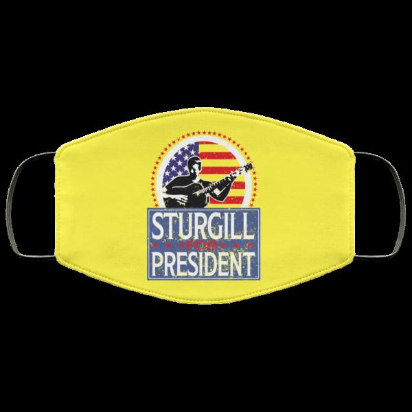 Sturgill For President 2020 Face Mask Face Mask 27