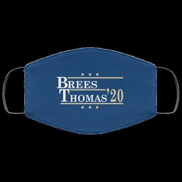 Brees Thomas 2020 President Face Mask Face Mask