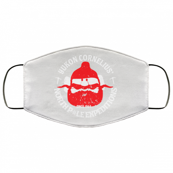 Yukon Cornelius North Pole Expeditions Yukon Cornelius Face Mask Face Mask