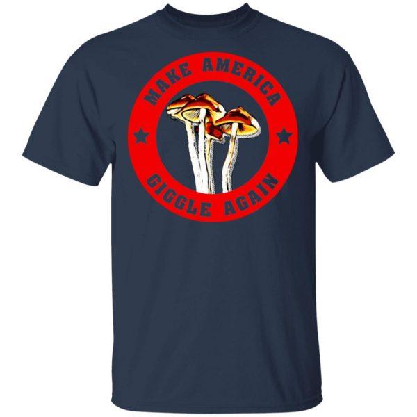 Make America Giggle Agian Mushrooms Shirt, Hoodie, Tank Apparel 5