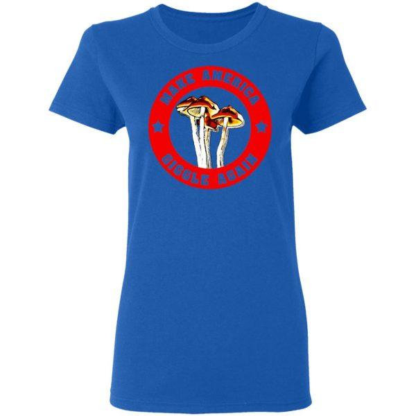 Make America Giggle Agian Mushrooms Shirt, Hoodie, Tank Apparel 10