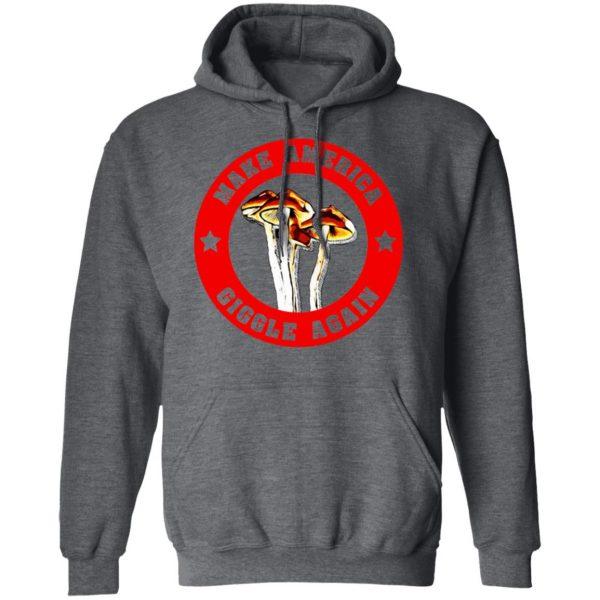 Make America Giggle Agian Mushrooms Shirt, Hoodie, Tank Apparel 12