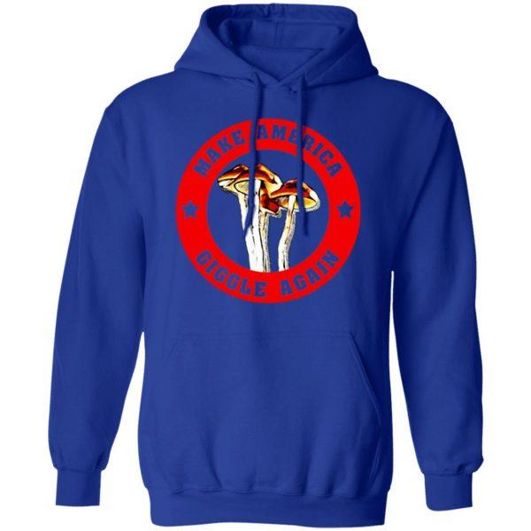 Make America Giggle Agian Mushrooms Shirt, Hoodie, Tank Apparel 14