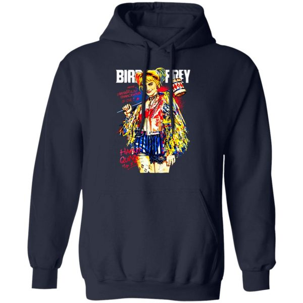 Harley Quinn Birds Of Prey Shirt, Hoodie, Tank Apparel