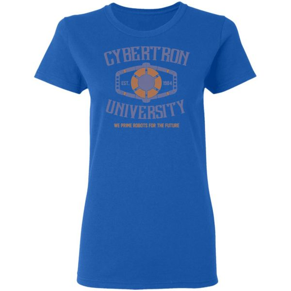 Cybertron University 1984 We Prime Robots For The Future Shirt, Hoodie, Tank Apparel