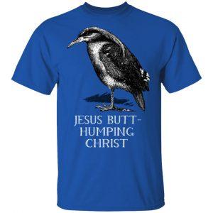 Jesus Butt-Humping Christ Shirt, Hoodie, Tank Apparel