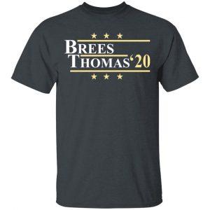 Vote Brees Thomas 2020 President Shirt, Hoodie, Tank Apparel