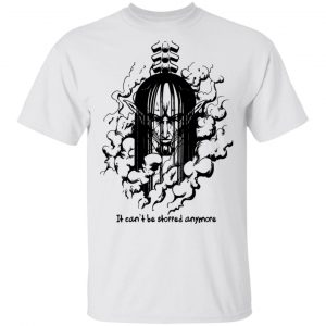 Manga Spoilers It Can't Be Stopped Anymore Shirt, Hoodie, Tank Apparel