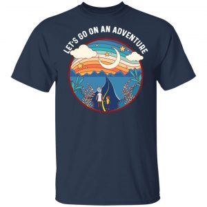 Rick And Morty Let's Go On An Adventure Shirt, Hoodie, Tank Apparel