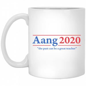 Avatar The Last Airbender Aang 2020 The Past Can Be A Great Teacher Mug Coffee Mugs