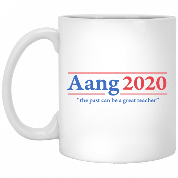 Avatar The Last Airbender Aang 2020 The Past Can Be A Great Teacher Mug Coffee Mugs 3