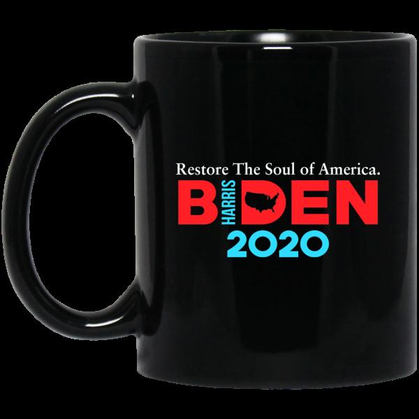 Biden Harris 2020 Restore The Soul Of America Mug Coffee Mugs 3