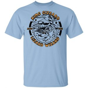 King Gizzard And The Lizard Wizard Gators Vintage Shirt, Hoodie, Tank Apparel