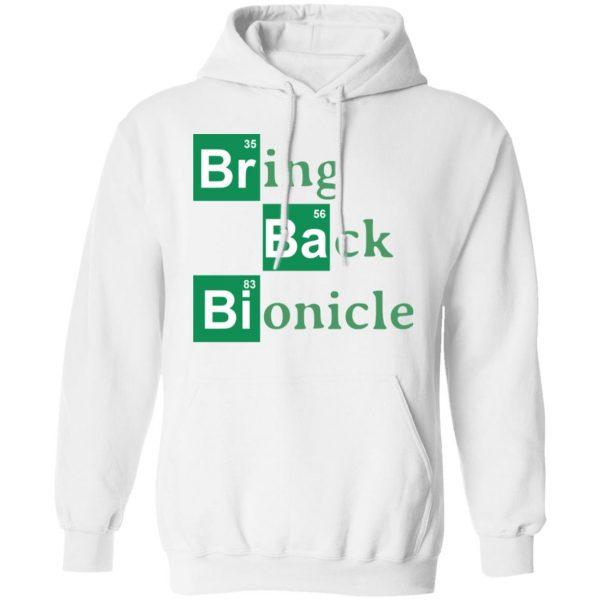 Bring Back Bionicle Shirt, Hoodie, Tank Apparel