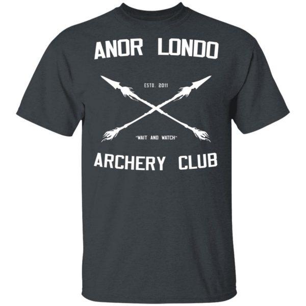Anor Londo Archery Club 2011 Shirt, Hoodie, Tank Apparel 4