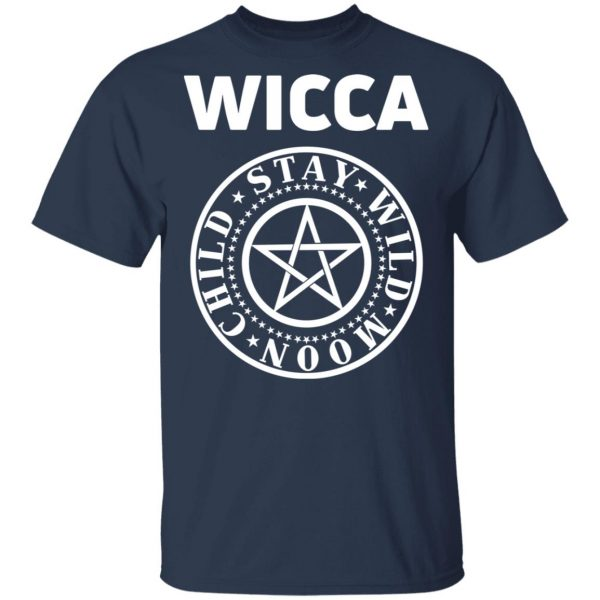 Wicca Child Stay Wild Moon Shirt, Hoodie, Tank Apparel 5