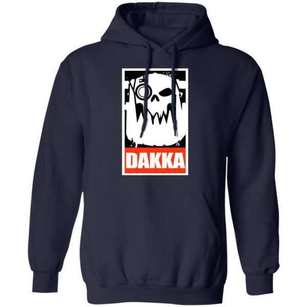 Orks Dakka Tabletop Wargaming And Miniatures Addict Shirt, Hoodie, Tank Apparel 12