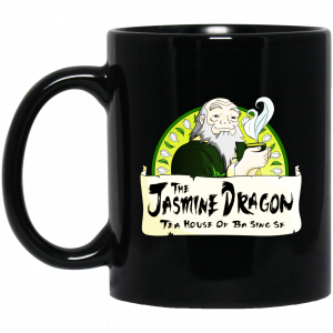 The Jasmine Dragon Tea House Of Ba Sing Se Mug Coffee Mugs