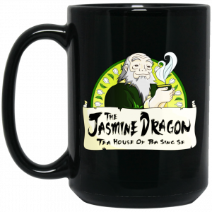 The Jasmine Dragon Tea House Of Ba Sing Se Mug Coffee Mugs 2