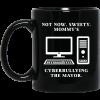 Worship Coffee The Dark Lord Mug Coffee Mugs 2